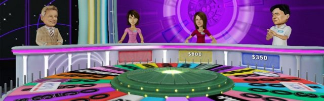 Wheel of Fortune Game