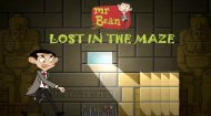 Mr Bean Maze Game