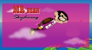 Mr Bean Skydiving Game