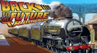 Back to the Future Train Game
