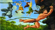 Tarzan Numbers Game